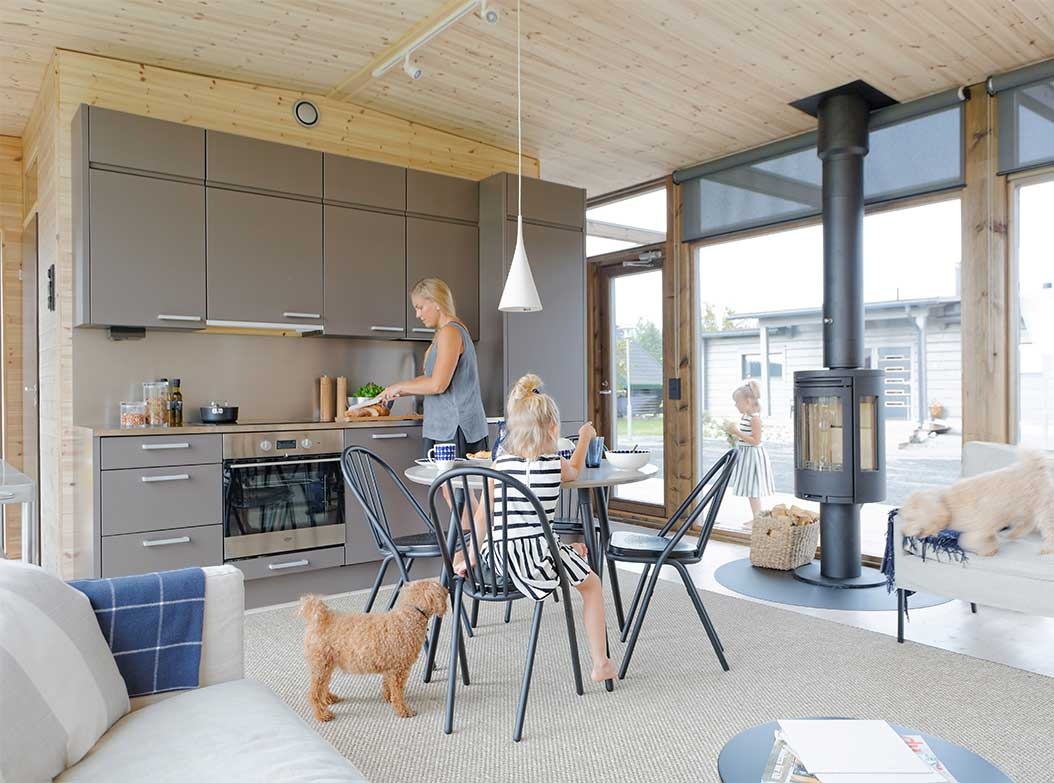 La Maison Glass by Kontio - Architecture Bois Magazine - Maisons ...