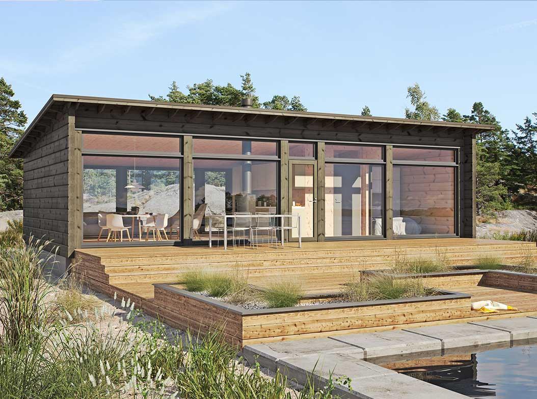 la maison glass by kontio architecture bois magazine
