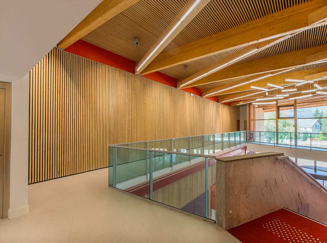 Reportage architecturebois decoration design maison dossier kit habitat wood house bois ossaturebois chalet simonin kouyoumdjian architecture ossature futur