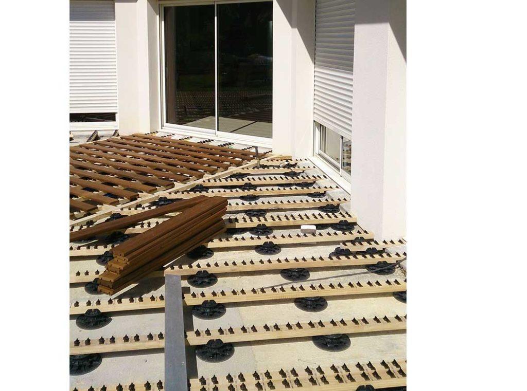 Architecture du Bois - Terrasses grad™