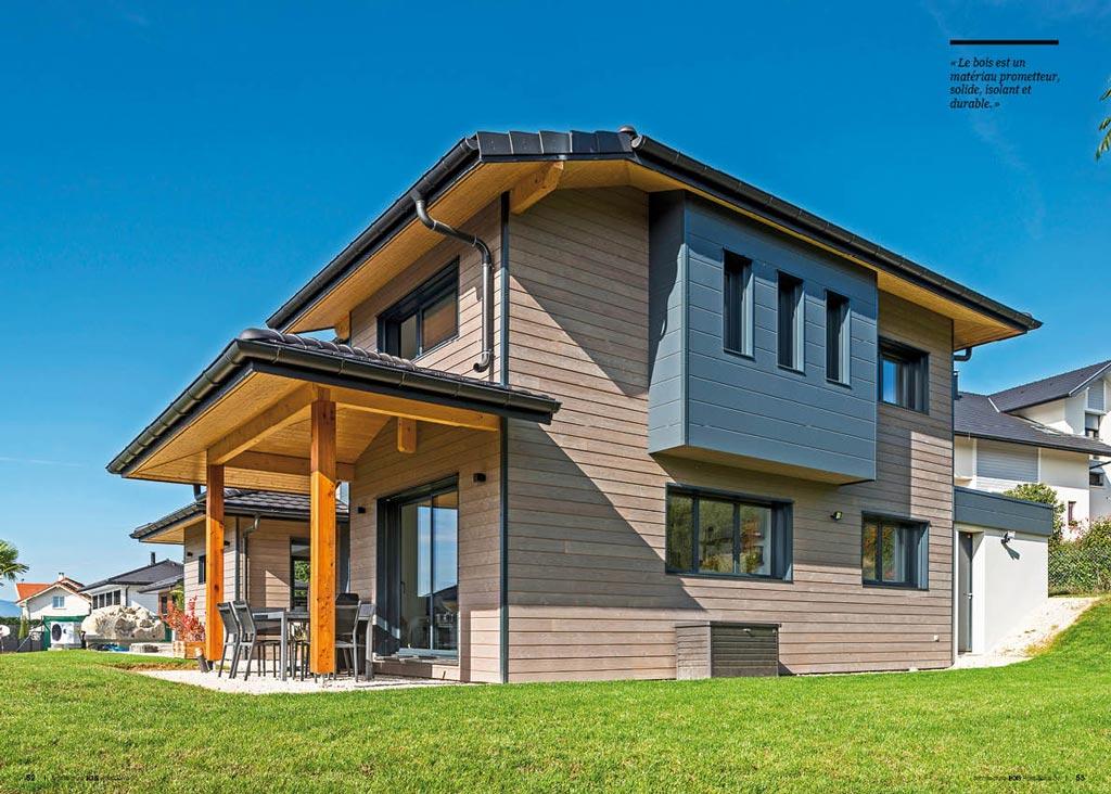 hors s rie 36 guide d 39 achat maison bois 2018 architecture bois magazine maisons bois