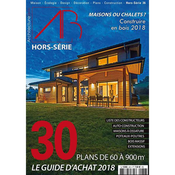 Magazine construction maison bois ventana blog for Magazine construction maison