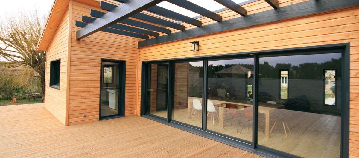 architecture bois pour vous guider dans votre construction bois architecture bois magazine. Black Bedroom Furniture Sets. Home Design Ideas