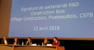Partenariat construction bois