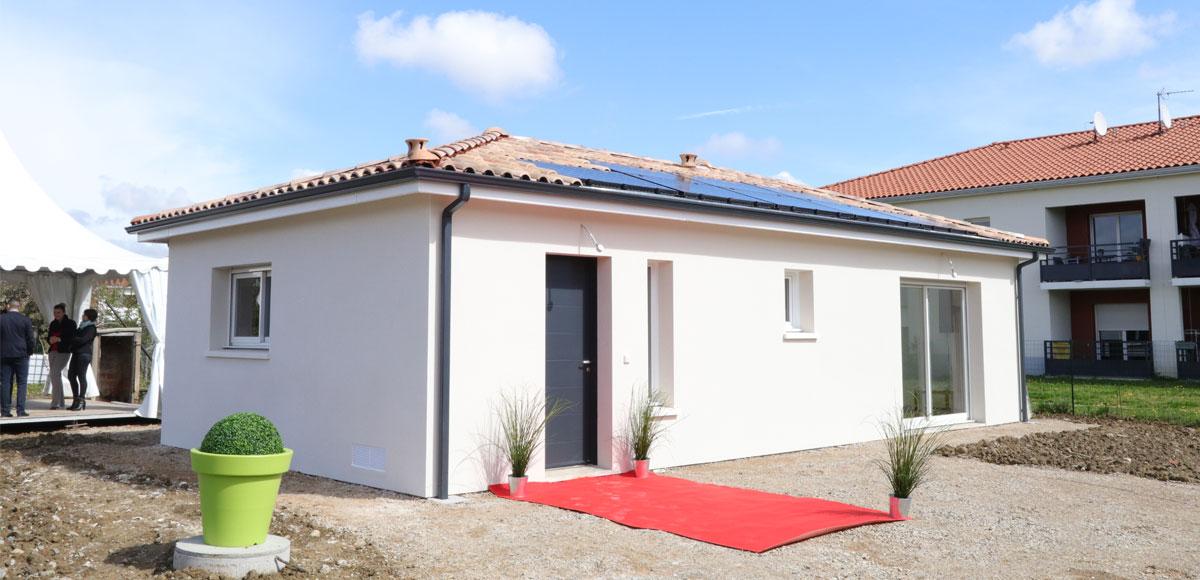 Best maison bois igc gallery for Plan maison igc