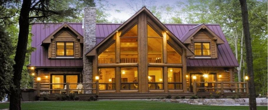 Toutes les nouveaut s sur les maisons en bois architecture bois magazine for Maison bois tarif