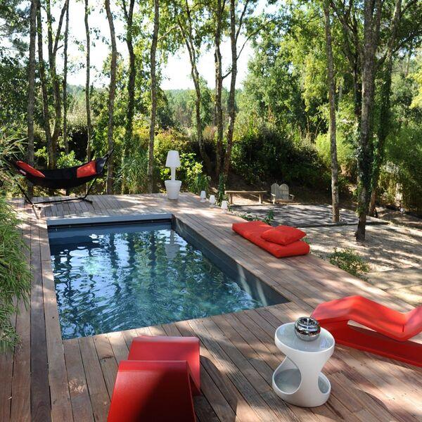piscinelle piscine bois