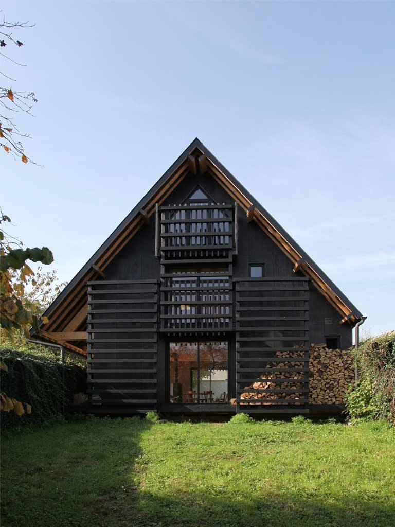 Habiter une maison bois : logement individuel privé