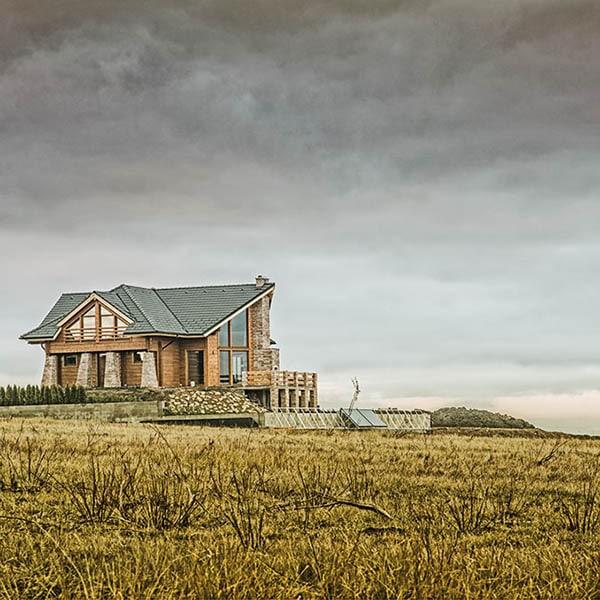 Maison en madriers bois massif - Kontio