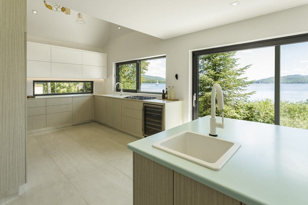 Cottage en bois au Canada - FX Studio par Clairoux
