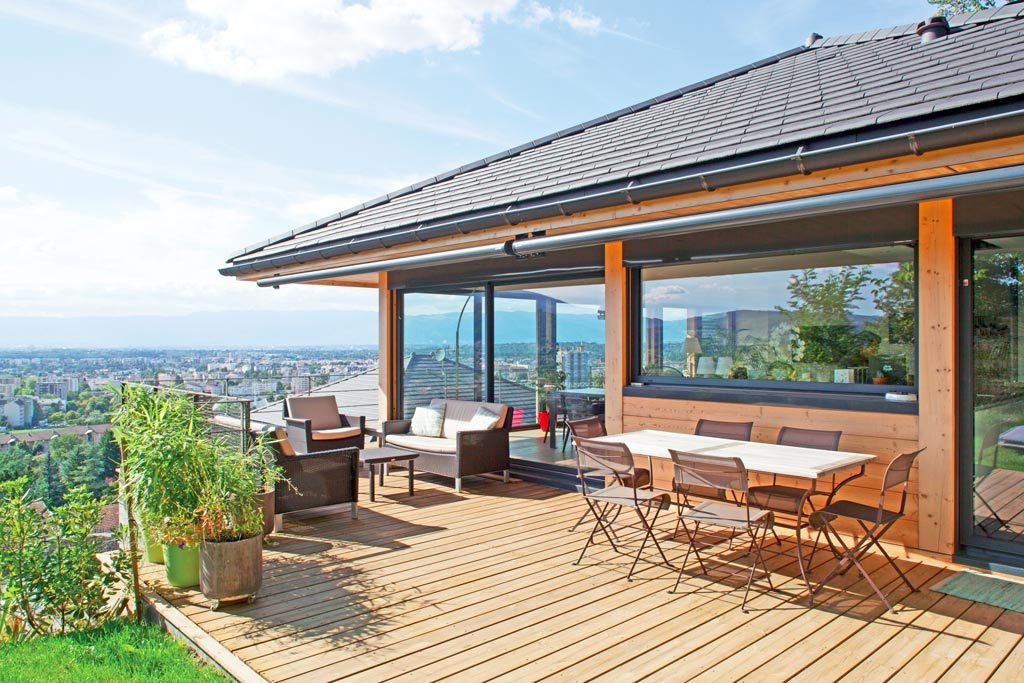 Choisir un salon de jardin - Architecture Bois Magazine ...