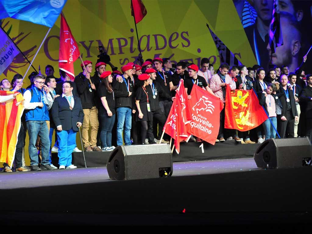 Finales nationales 2017 à Bordeaux - © Worldskills France