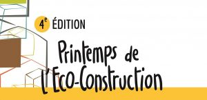Salon printemps éco-construction