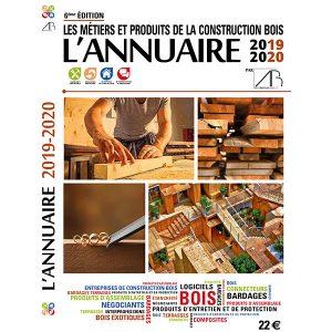 Annuaire 2019-2020 architecture bois
