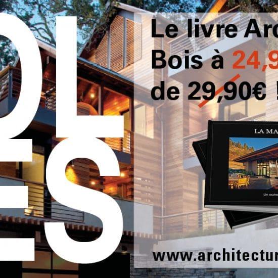 Soldes architecture bois