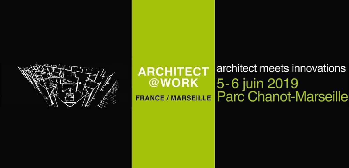 Architect@Work salon archtiectes