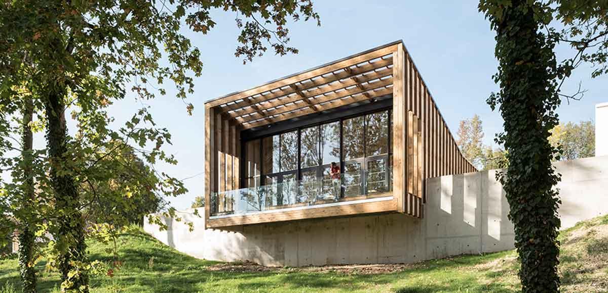Prix national de la construction bois 2019