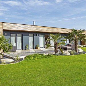 Maison en ossature bois Alsace - booa