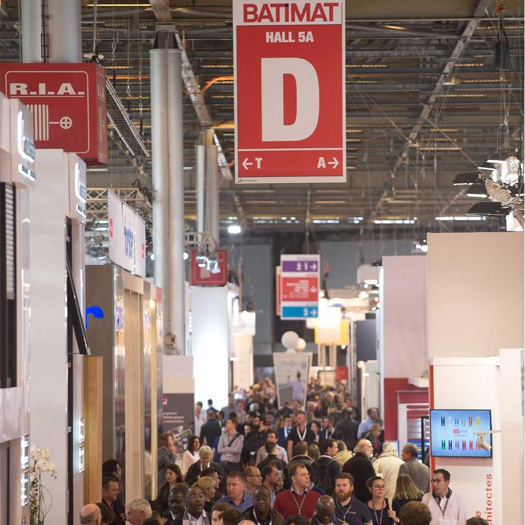 Salon Batimat 2019