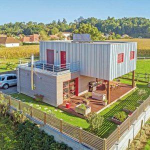 Maison bois modulaire - Maisons Arbor