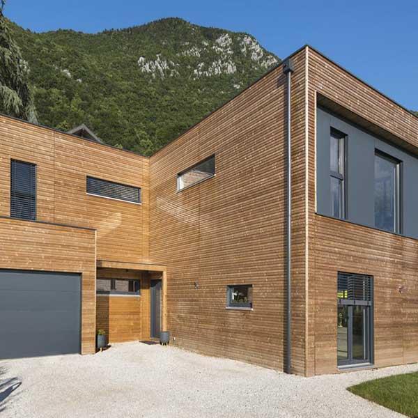 Maison ossature bois - booa