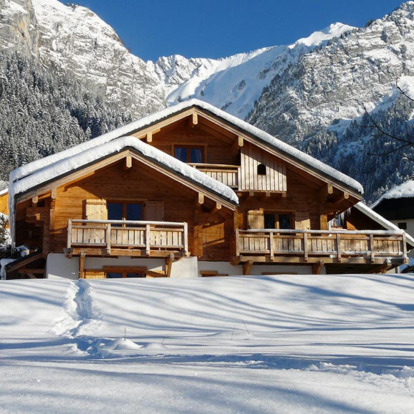 Un chalet bois traditionnel - ArticHouse