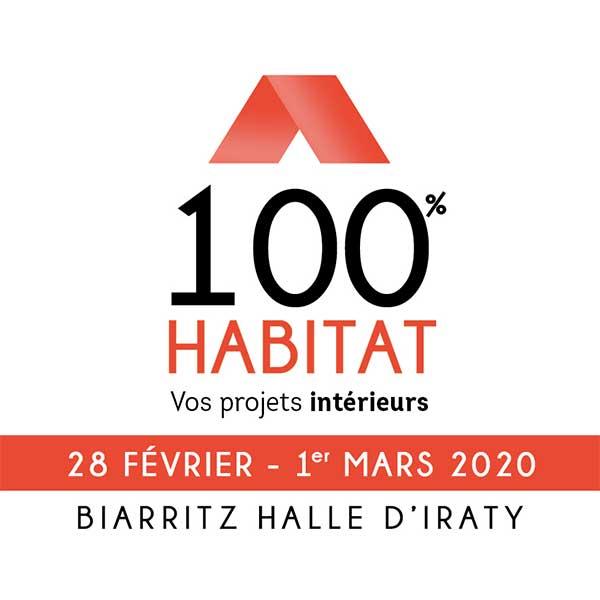 Salon 100% Habitat et Jardin 2020