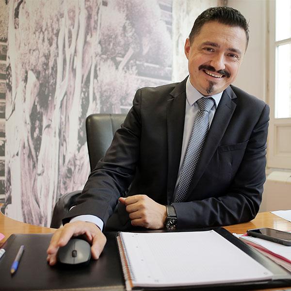 Eric Dumontet, directeur du salon Forexpo