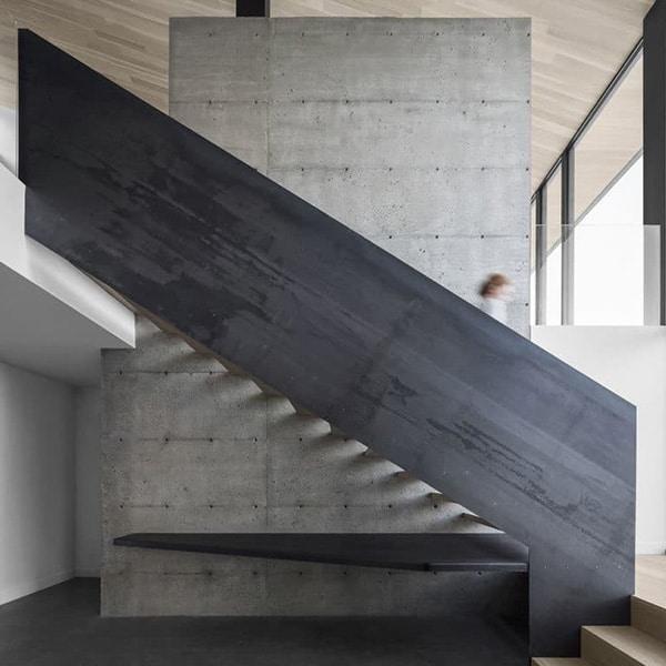 Maison bois en cèdre - Bourgeois/Lechasseur