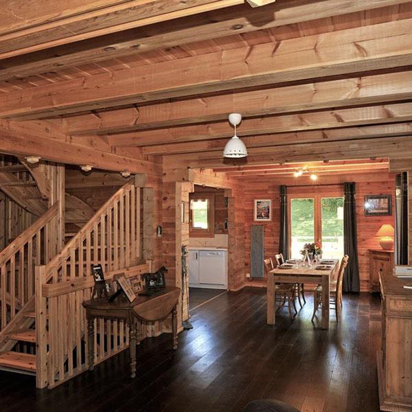 Un chalet bois traditionnel - ArticHouse