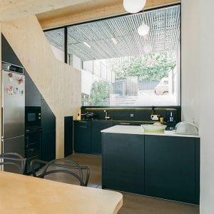 Maison bois familiale - Novawood/Pozzi