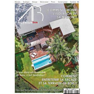 Numéro 98 d'Architecture Bois