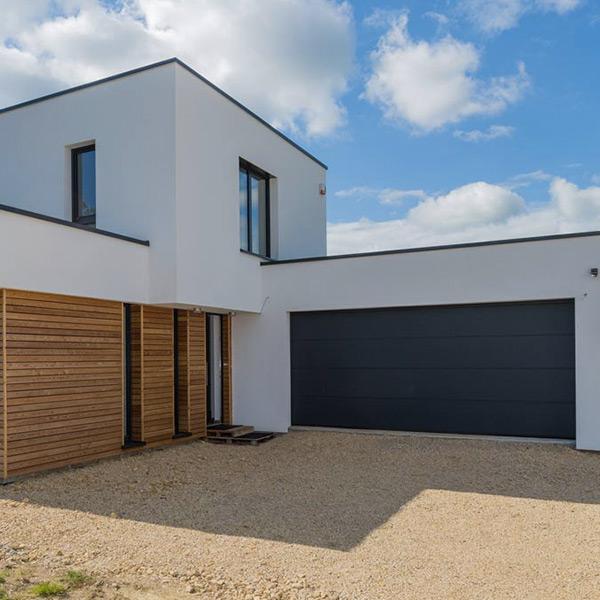 Maison d'architecte en bois - Innov Habitat