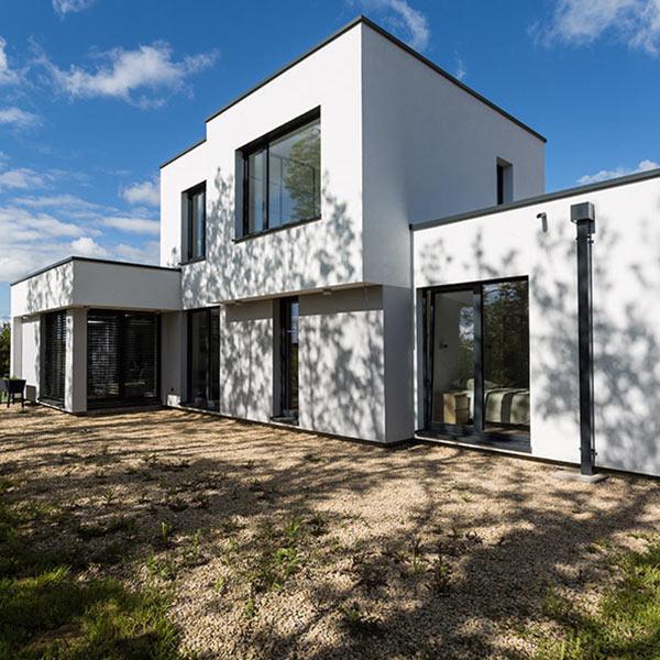 Une Maison D Architecte En Bois Bioclimatique Architecture Bois Magazine Infos Sur La Construction Et Maisons En Bois