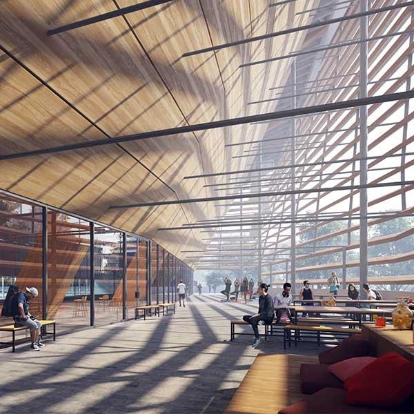 © Architectes: VenhoevenCS & Ateliers 2/3/4/ Image: Proloog
