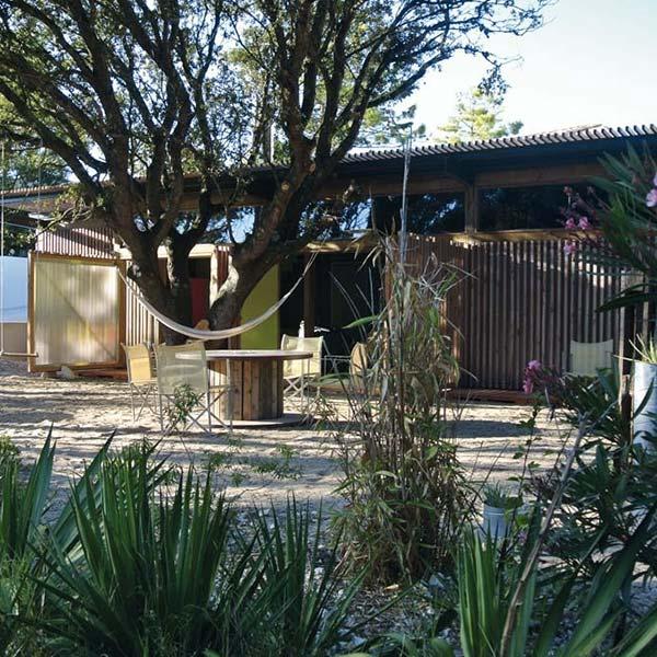 Maison de plage - Menuiseries Da Silva