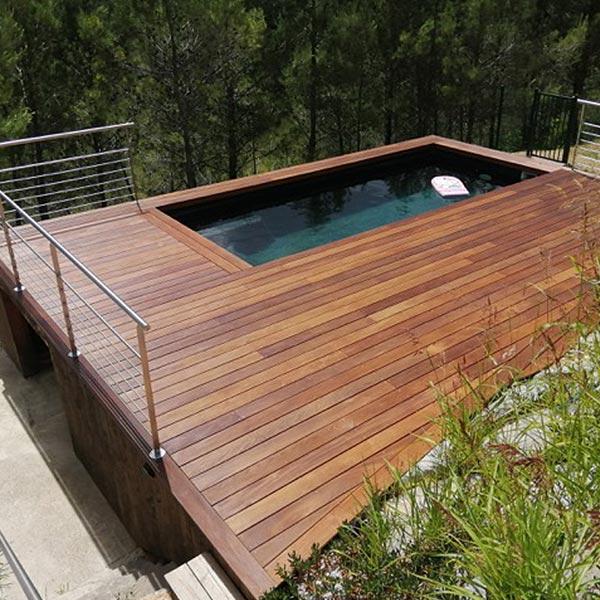 Terrasses et bardages en bois - Anova Bois