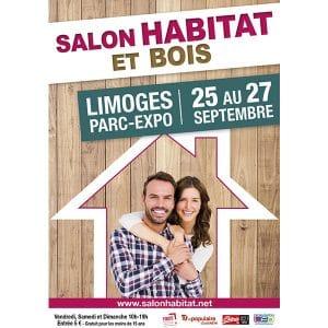 Salon Habitat & Bois Limoges 2020