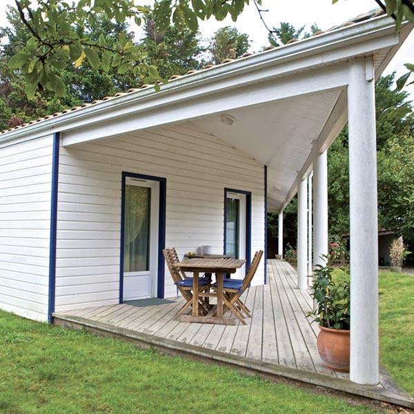 Maison atyique à ossature bois - Arcadial