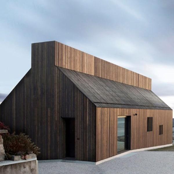 Maison bois Chimney - Dekleva Gregorič