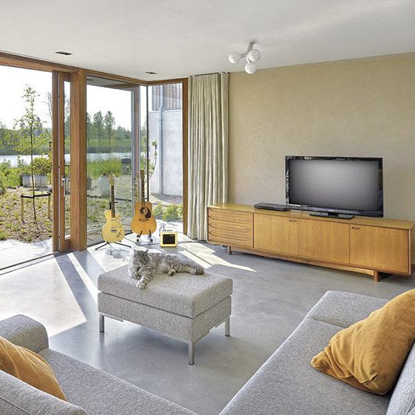 Maison bois éco-chic - Egeon Architecten