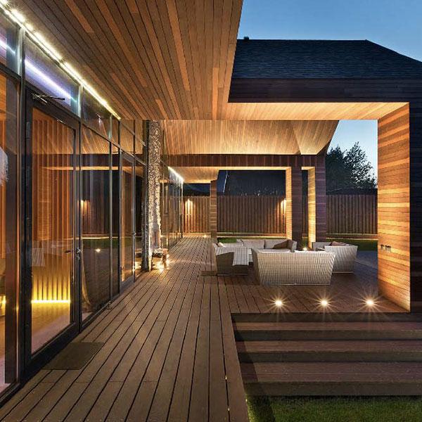 Chalet spa en bois - YOD Design Lab