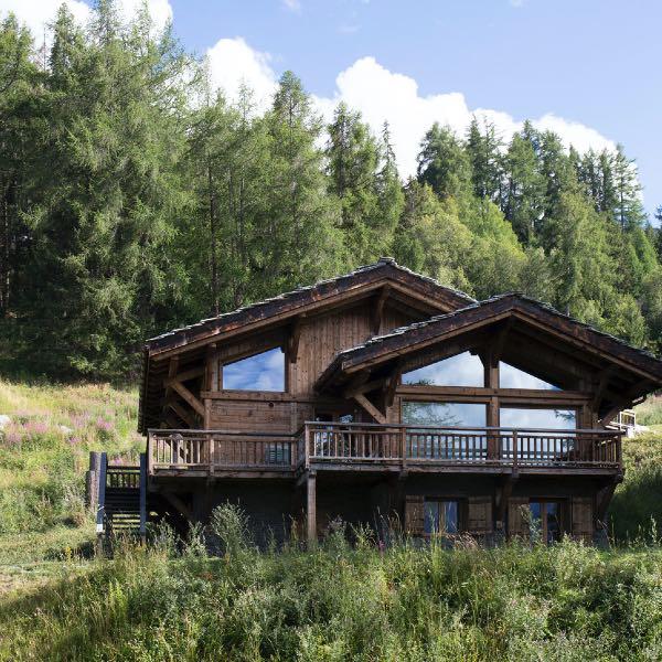 Chalet en bois Touti - Horizon Montagne SA